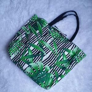 Handbags - Palm Tree Canvas Tote Bag